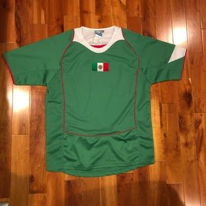 Other - Small Vintage Mexico Soccer Jersey